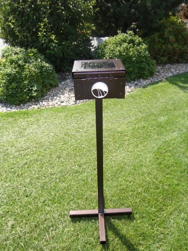 Range Finder Box (back) -Keowee Springs