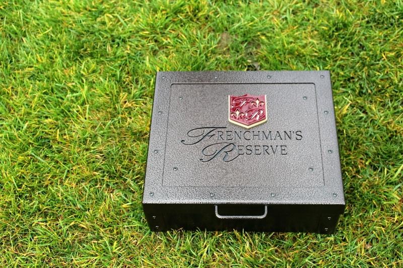 Scorecard Box -Frenchman's Reserve
