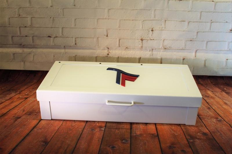 Scorecard Box -Trinity Forest