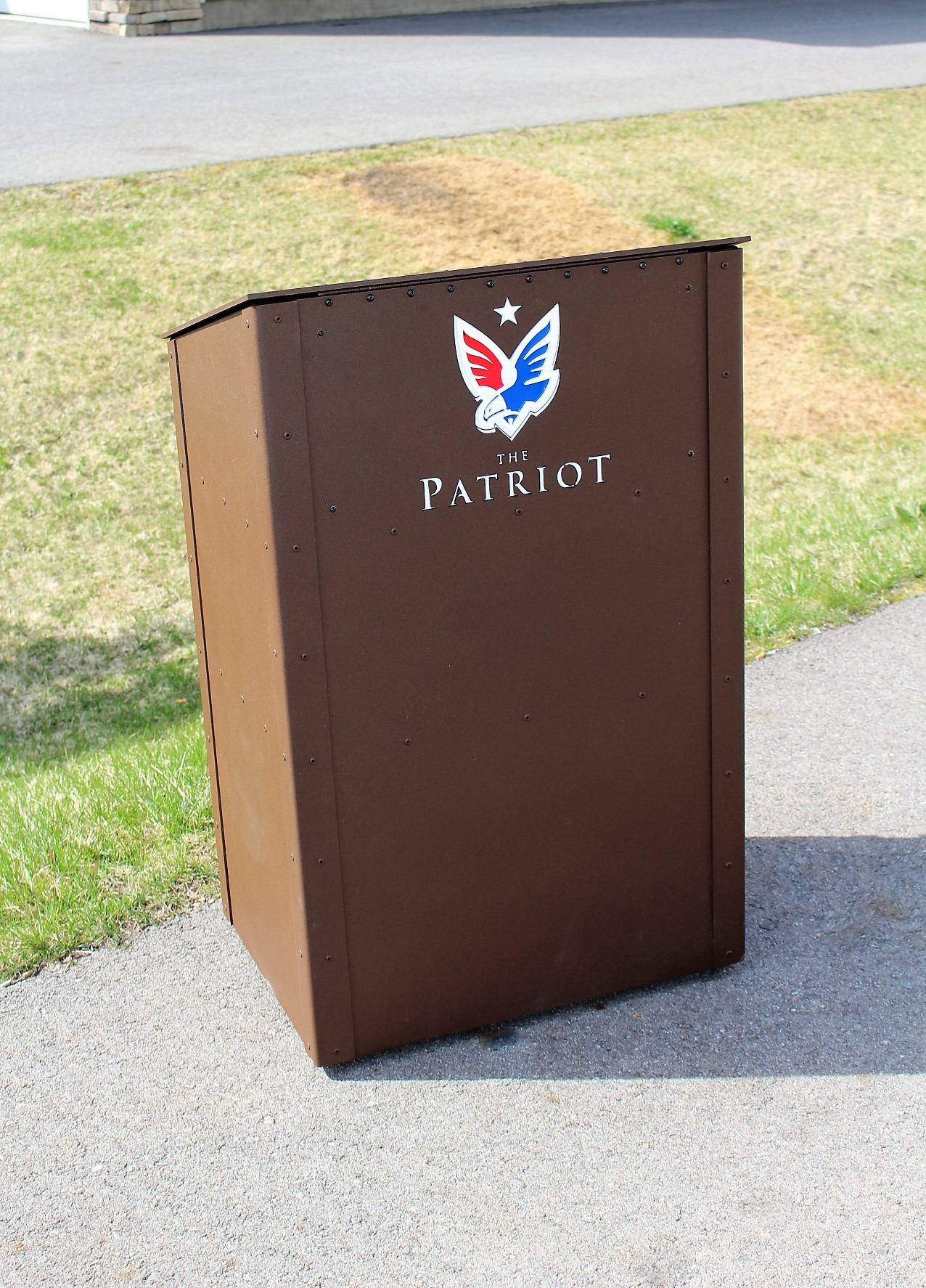 Starter Podium -The Patriot