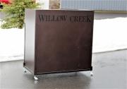 Starter Podium -Willow Creek