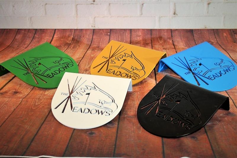 Custom Tee Markers -The Meadows