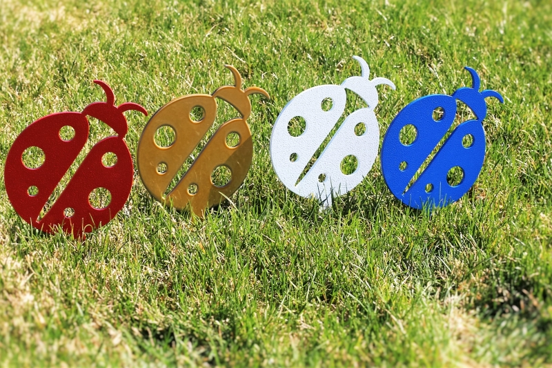Golf Course Tee Markers