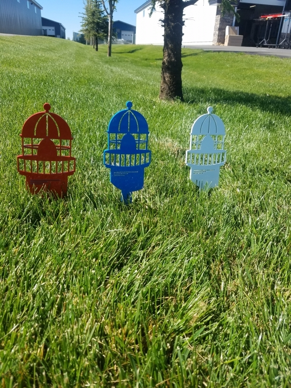Pacific Tee Markers