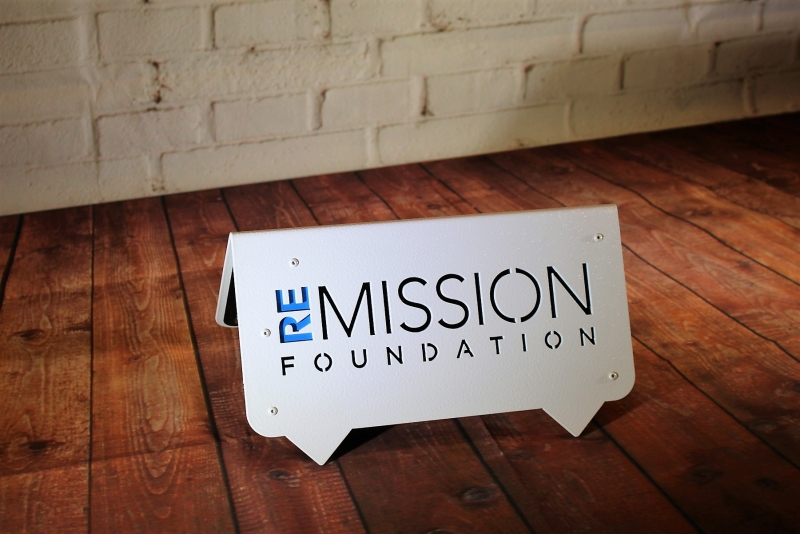 Tee Markers -Remission Foundation (2)