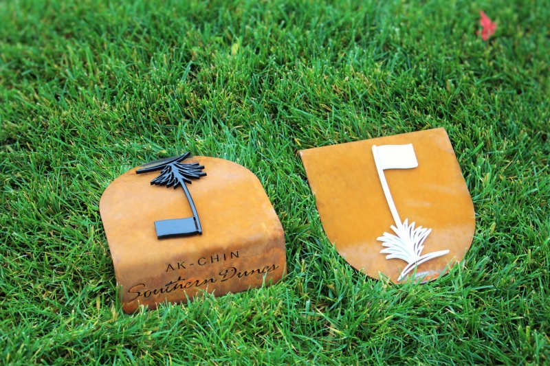 Tee Markers -Southern Dunes