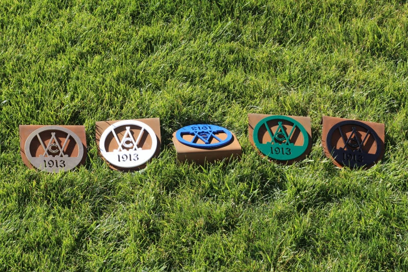 Woodmont South Tee Markers