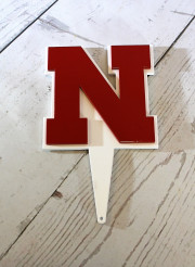 University of Nebraska Tee Markers
