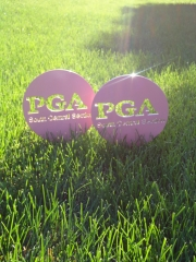Golf Tee Markers -PGA South Central Section