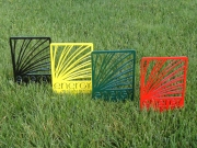 Corporate Golf Tournament Tee Markers