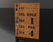 Tee Sign -Southern Dunes