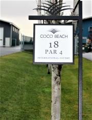 Tee Signs -Coco Beach