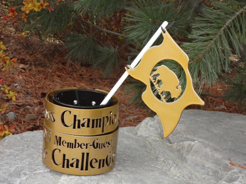 Custom Tournament Trophy -Huntsman Springs