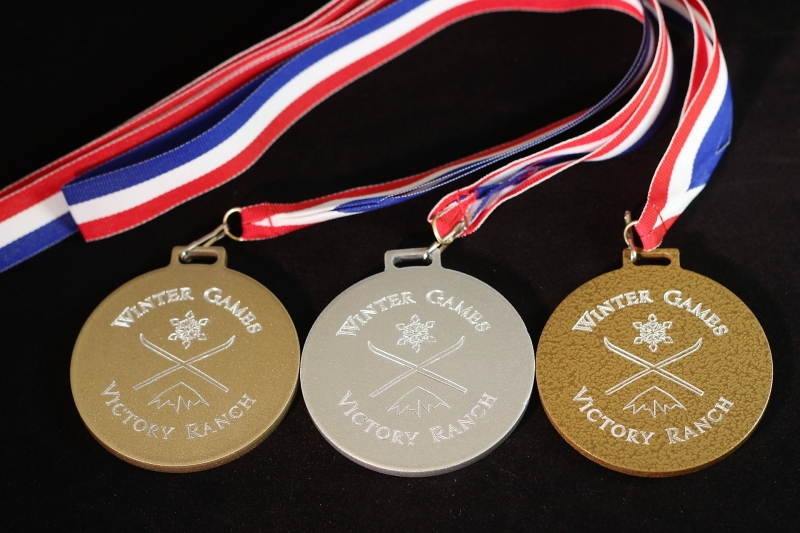 Medals -Victory Ranch