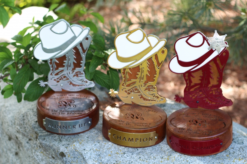 Member-Guest Golf Trophies -The Bridges