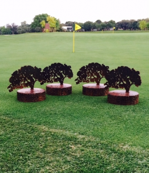 Shady Oaks Tree Trophies