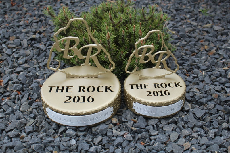 The Rock Boulder Ridge Trophies