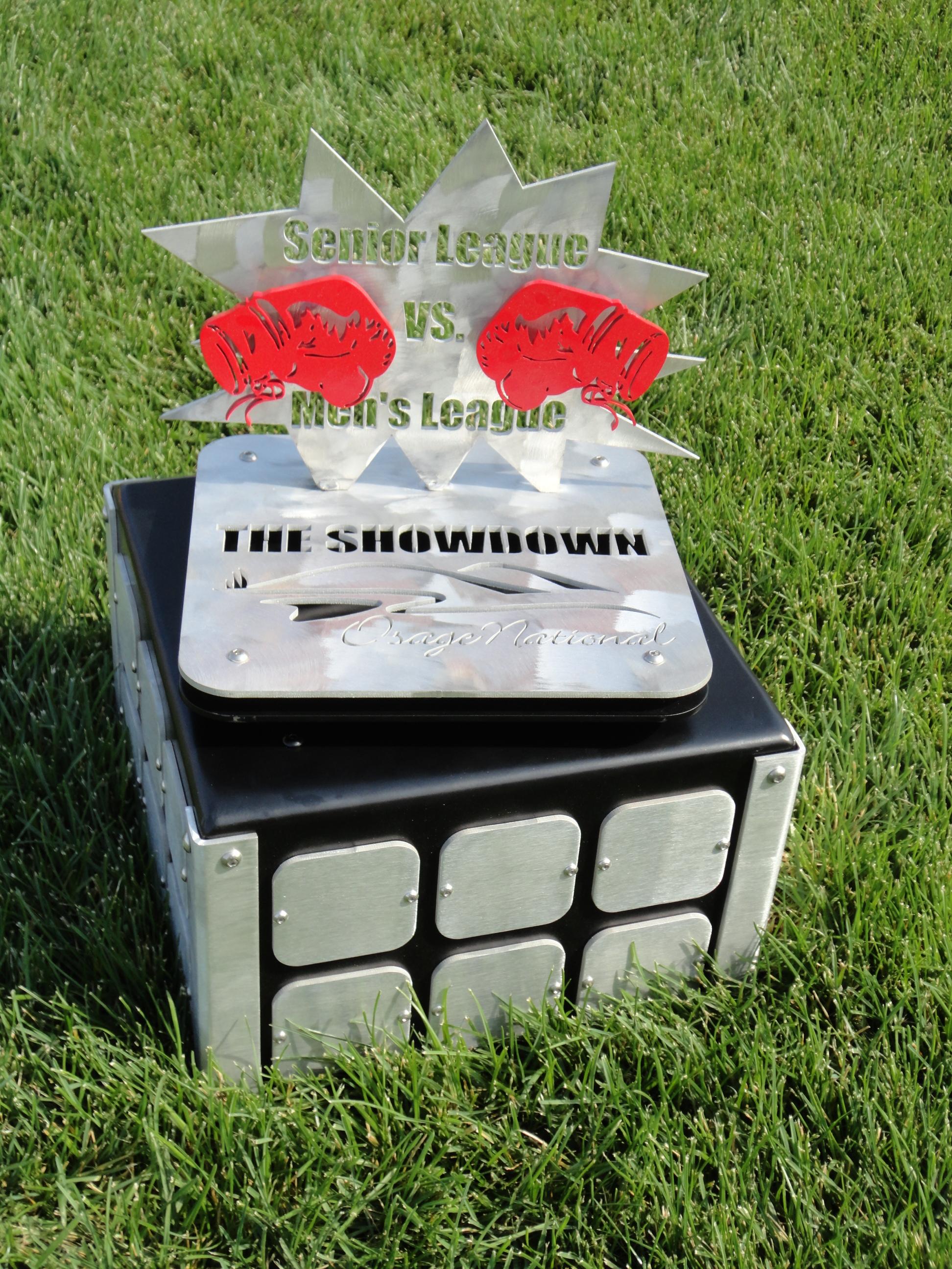 Osage National -Custom Perpetual Trophy