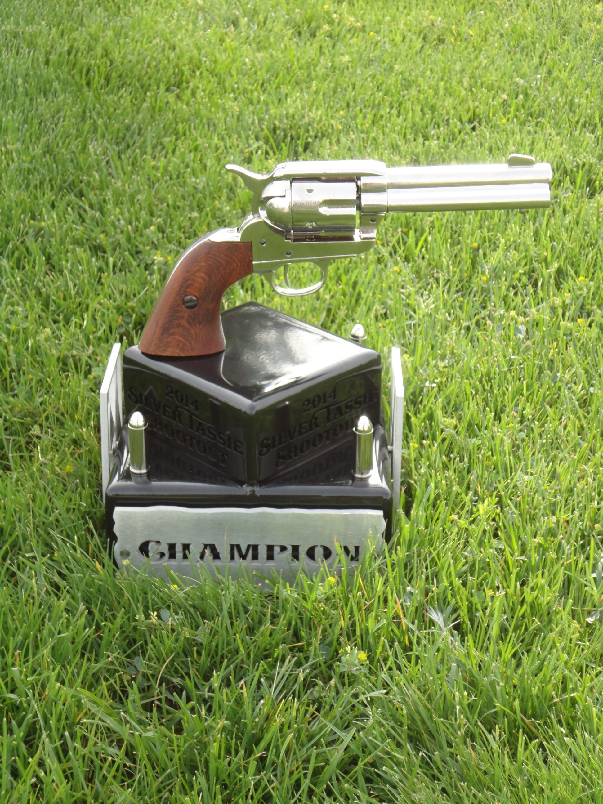 GLENEAGLES -Shootout Trophy