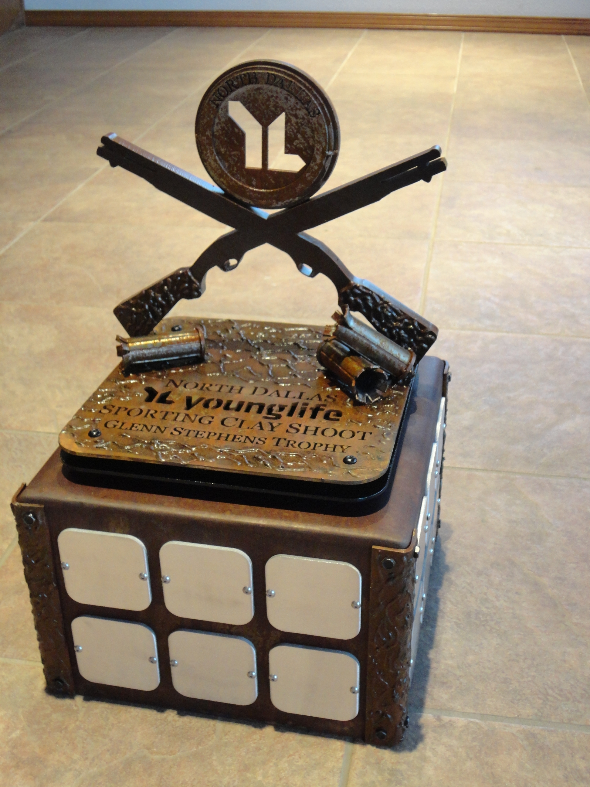 NORTH DALLAS -Sportsman Trophy