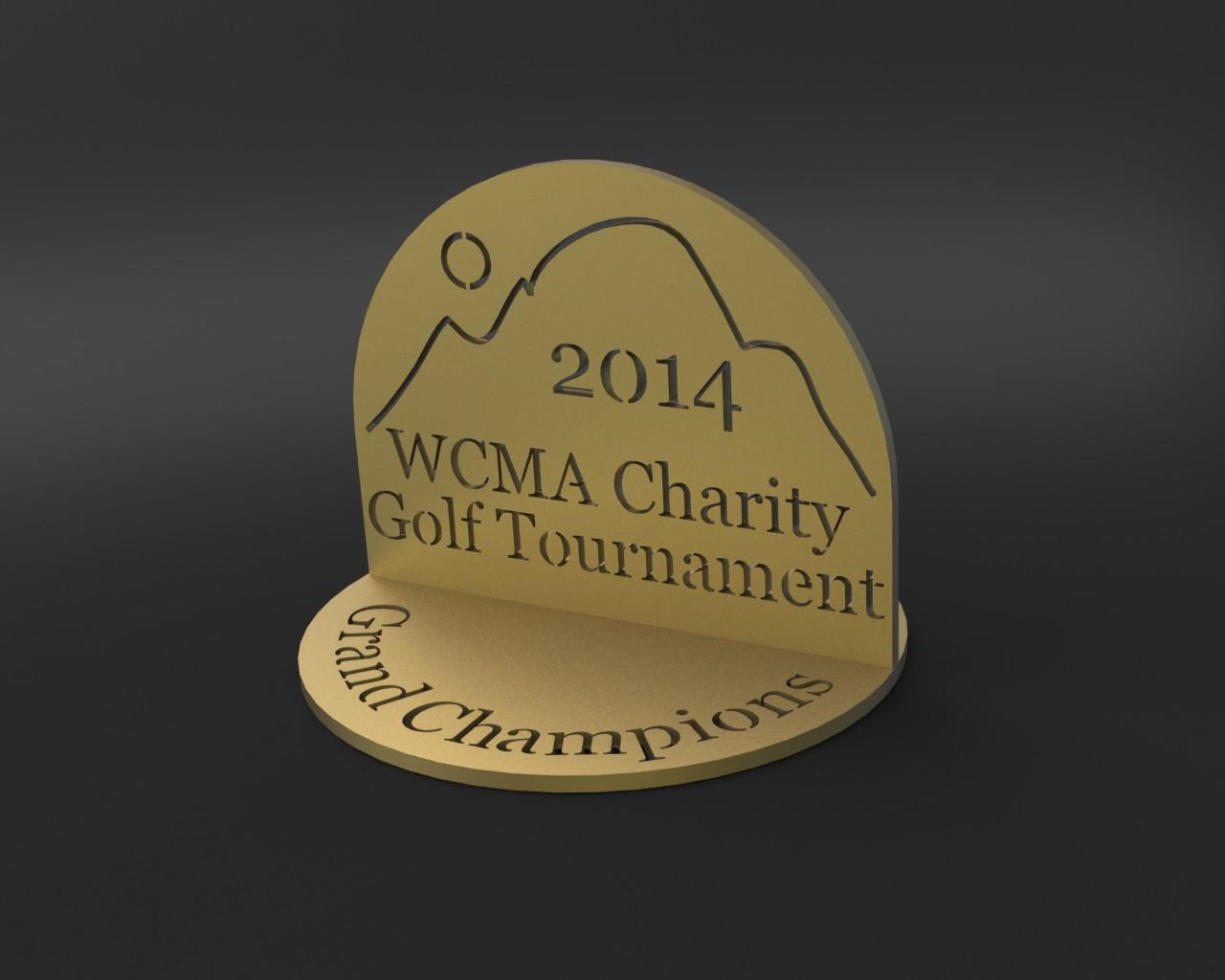 WALNUT COVE -Golf Charity Award
