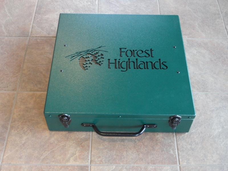 Tournament Box -Forest Highlands