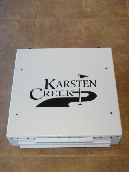 Tournament Box -Karsten Creek
