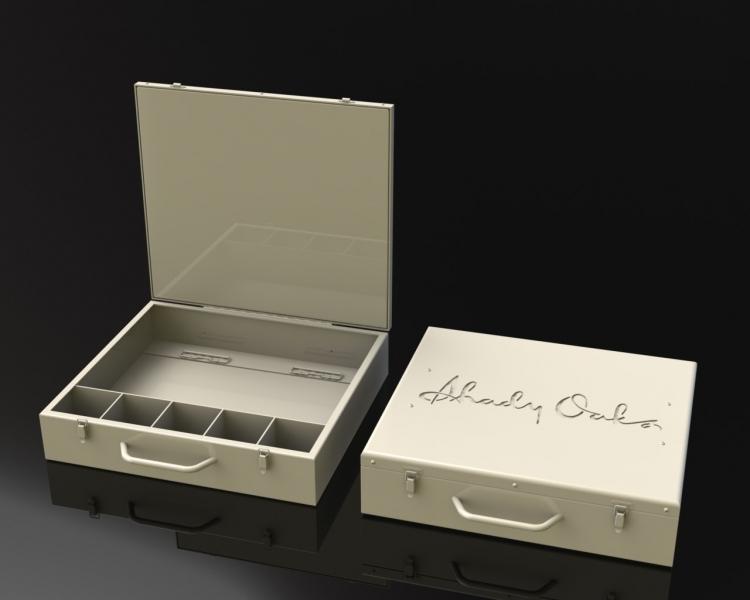Tournament Box - detail
