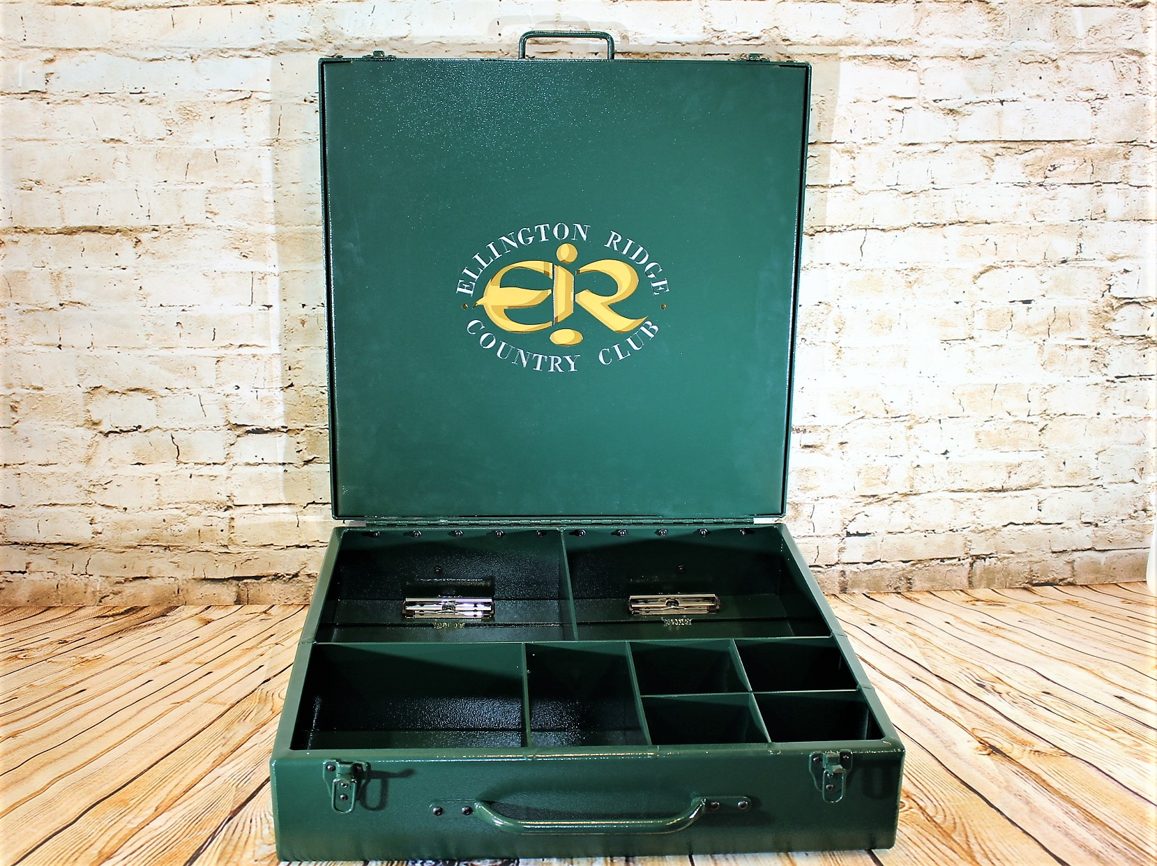 Tournament Cases -Ellington Ridge Country Club