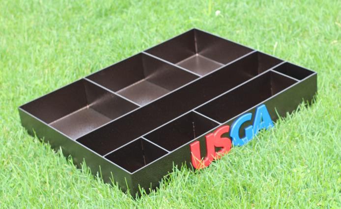 USGA Flat Starter's Tray