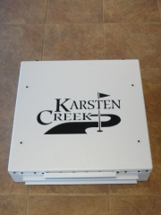 Tournament Box -Karsten Creek