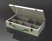 Tournament Box - open