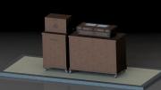 Trash and Storage Unit 1.2