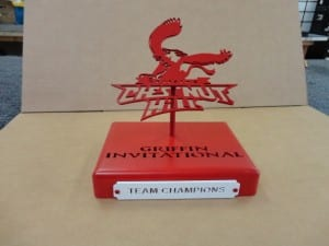 Chestnut Hill Golf Tournament Trophy