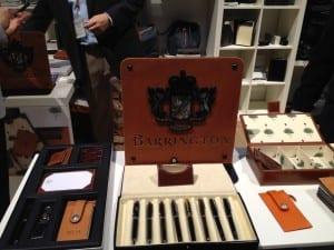 Our Barrington display piece at the Orlando PGA Show...