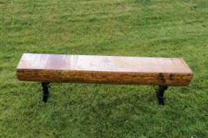 Benches for Golf Courses -Blue Jack National