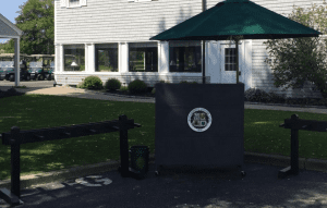 Custom Golf Podium -Wannamoisett