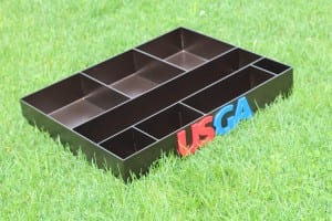 Custom Starters Tray--USGA