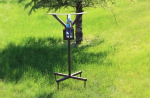 Driving Range Bag Stands -Forest Highlands