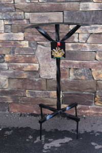 Driving Range Bag Stands -HillCrest