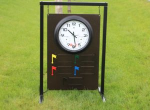 Driving Range Sign -