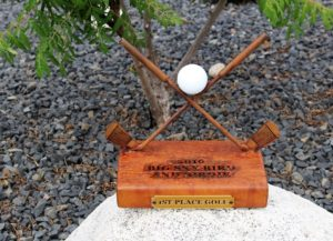 Golf Tournament Trophies -Universal