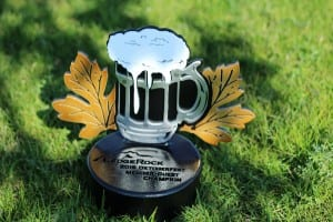 Golf Tournament Trophies for Oktoberfest -Ledgerock