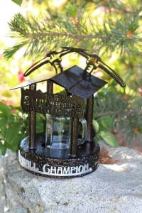 Keowee Falls Stumphouse Trophies