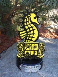 Member-Guest Champion Trophy-Ponte Vedra