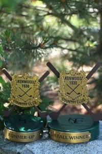 Member Guest Trophies -Kenwood