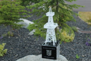 Oil Derick Trophy Perpetual -HillCrest