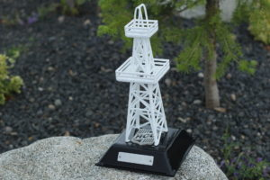 Oil Rig Trophy -HillCrest