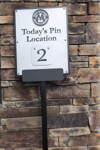 Pin Location Signs -Manchester CC