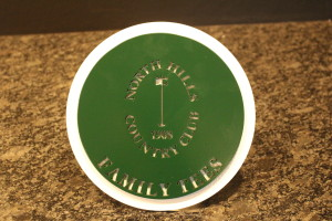 Tee Markers -Family Tees